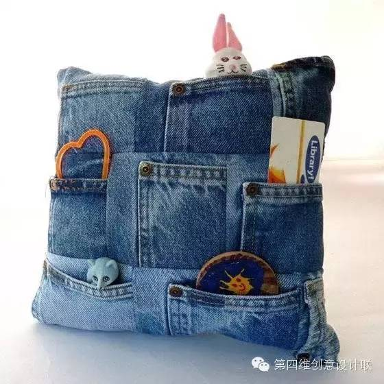 【废物改造】牛仔裤旧了,告诉你不扔掉的N个理由