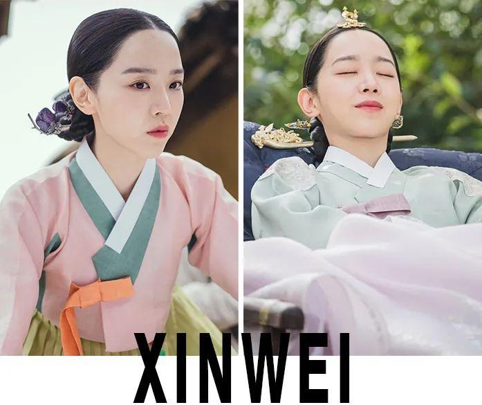 韩版《太子妃升职记》,靠表情包出圈的憨憨女主爱了