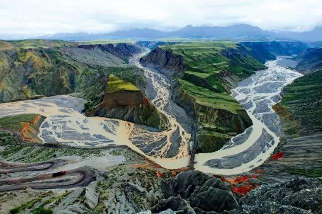 全球最美的峡谷在中国!完爆美国大峡谷!