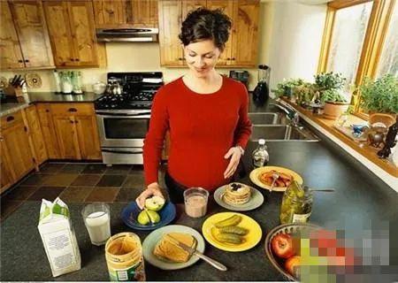 孕妇控制饮食,获取最佳体重的十大诀窍!