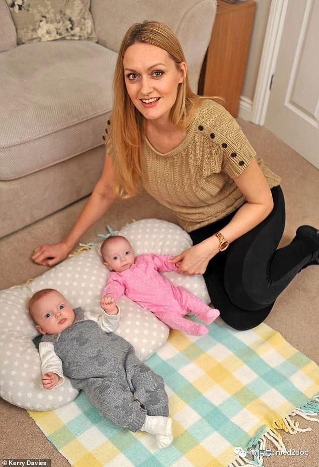 """怀孕3周居然2次怀孕!肚中莫名多出个胎儿...最后生出""""双胞胎""""!"""