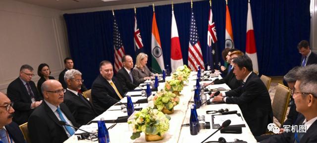 印美关系30年资深观察员:印度有战,美、日、澳只能袖手旁观